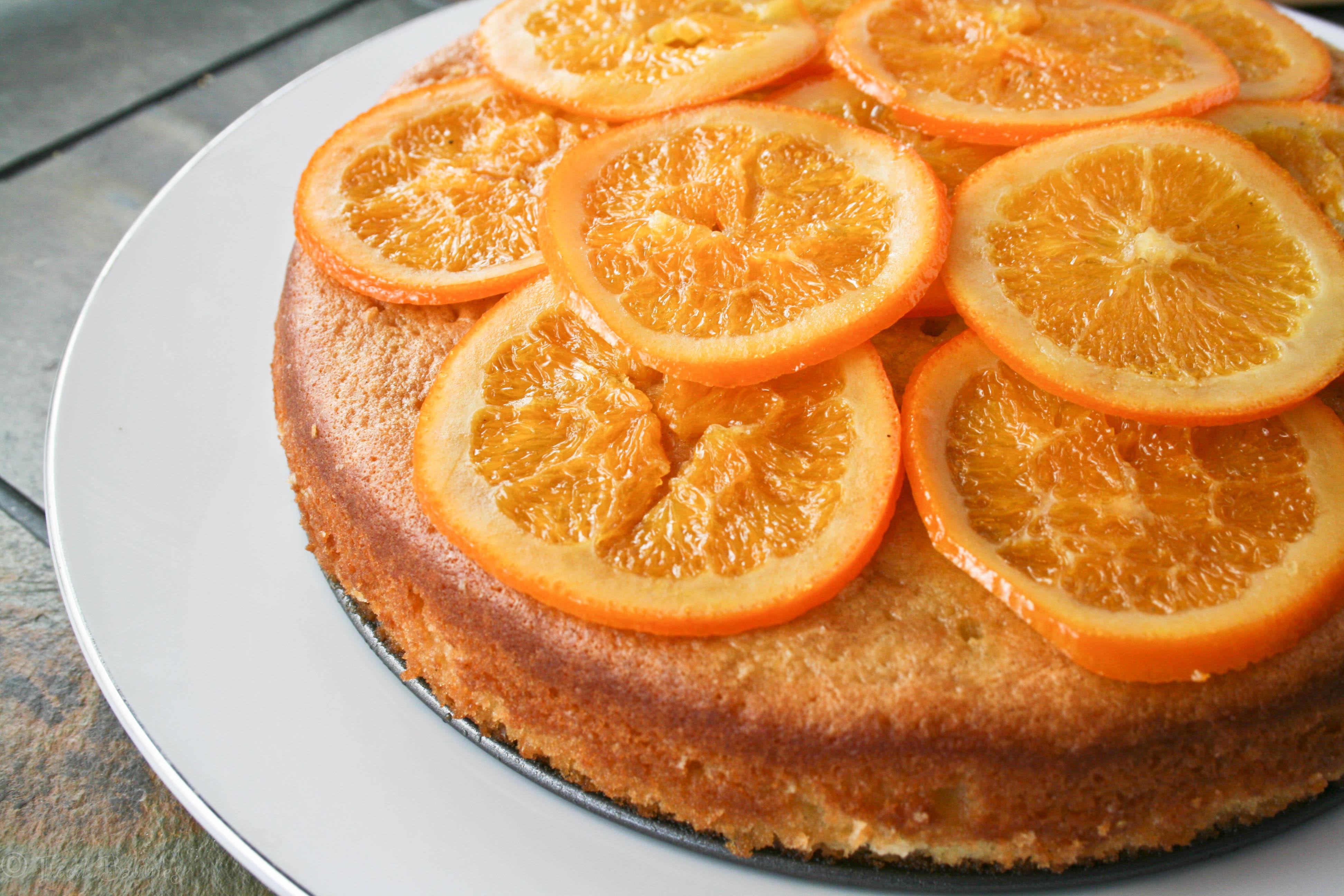Fruit Slices Cake
