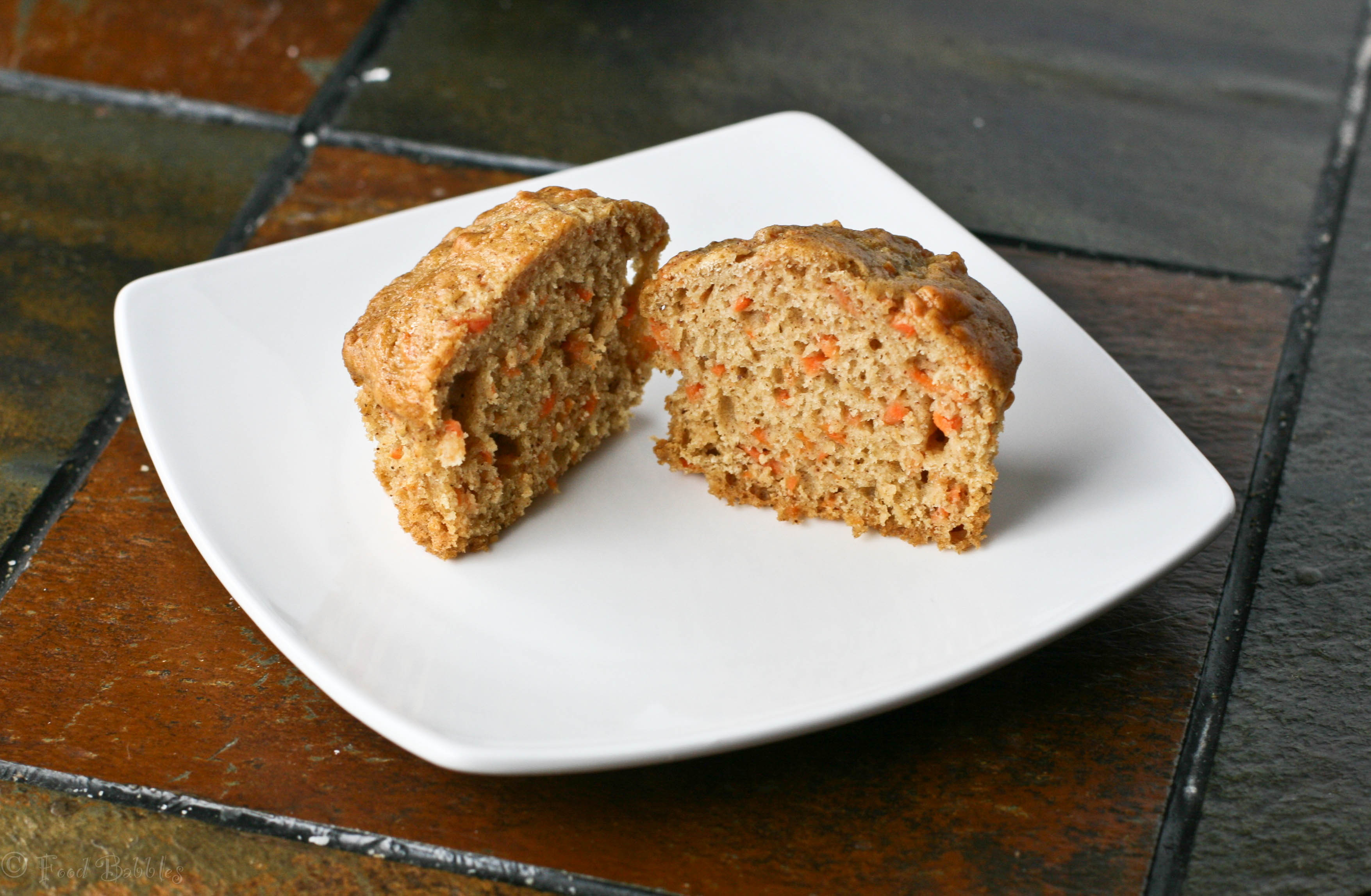 Applesauce Carrot Spice Cake Recipe