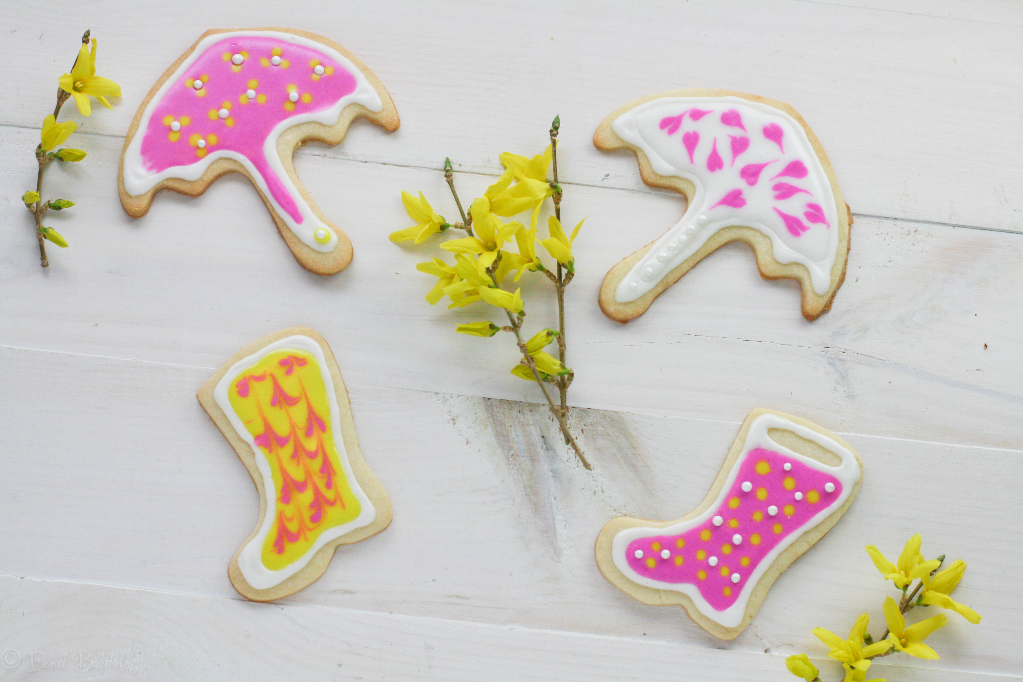 Decorating Sugar Cookies With Royal Icing Cookies With Royal Icing